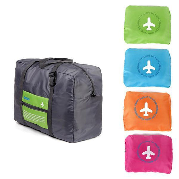 Multi-Purpose Expandable Folding Travel/Gym Bag (32L) Waterproof - DealsandLiquidations.com