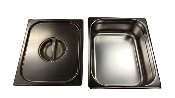 Warming Drawer Pans with Lid for 7800832 Series