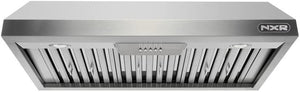 "NXR EH4819 48"" Pro-Style Under Cabinet Range Hood, Stainless Steel"