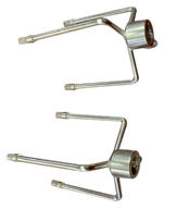 Rotisserie Forks for 7800832 Series