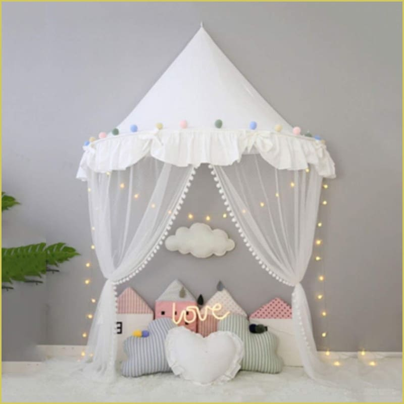 Wall Canopy For Bed.Children S Wall Canopy