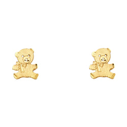 Teddy Bear Studs