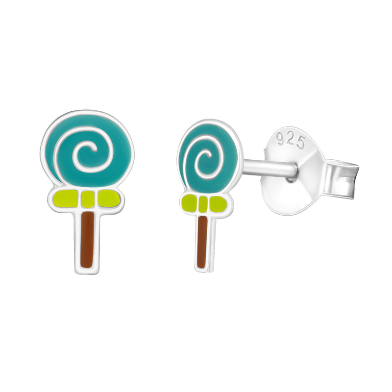 Lollipop Candy Studs