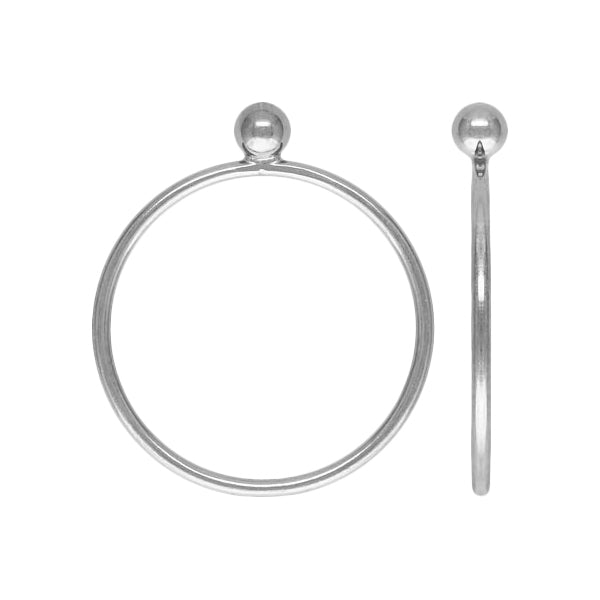 Stackable Ball Ring