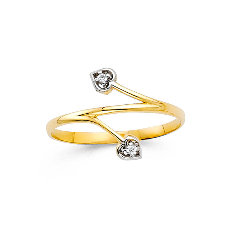 Heart Branch Ring