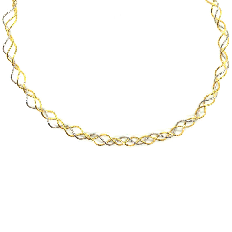 Onde Dor Necklace