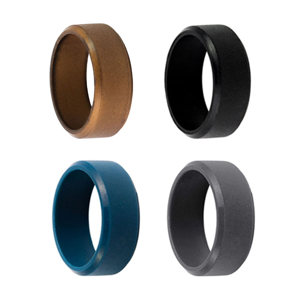 Variety Silicone Beveled Edge Ring