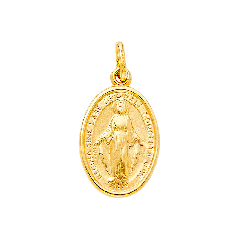 Mary Miraculous Medal Pendant