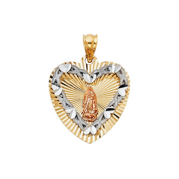 Mary of Guadalupe Pendant