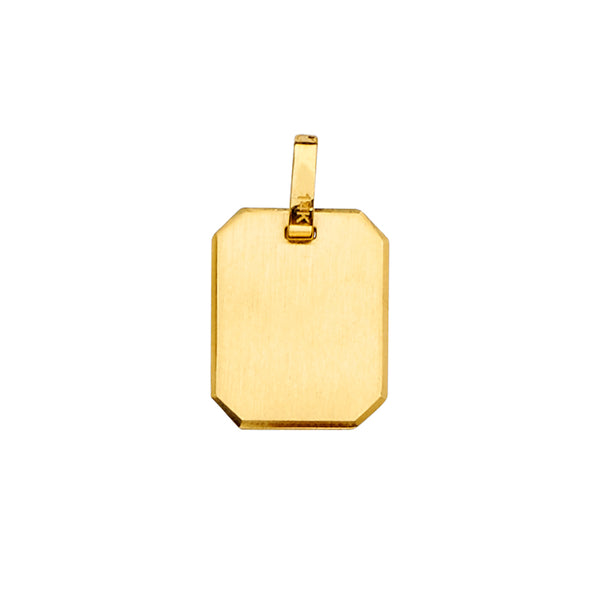 Rectangle Frame Pendant
