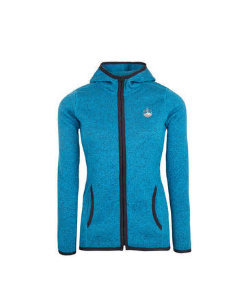 Womens Full Zip Fleece Jacket Turk