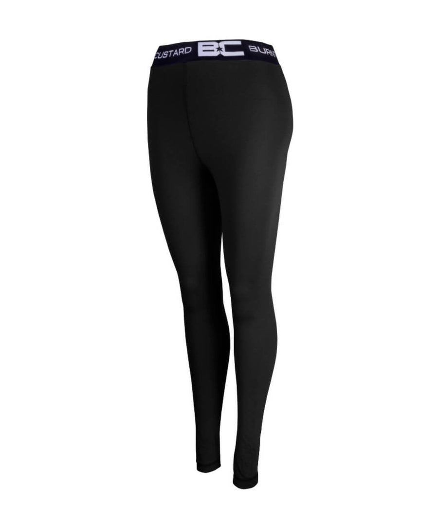 Womens Leggings Carbon Black