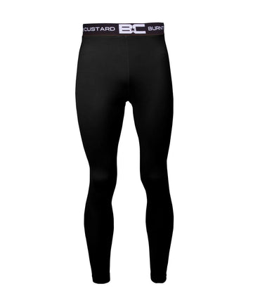 Mens Leggings Carbon Black