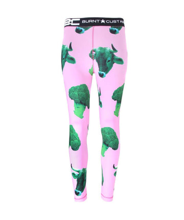 Womens Leggings Hi Cow