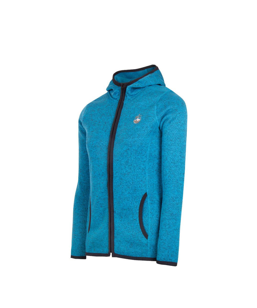 Mens Full Zip Fleece Jacket Turk