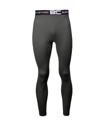Mens Leggings Grey