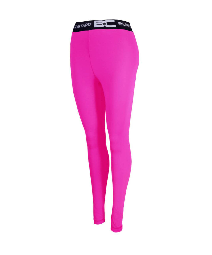 Womens Leggings Bright Pink