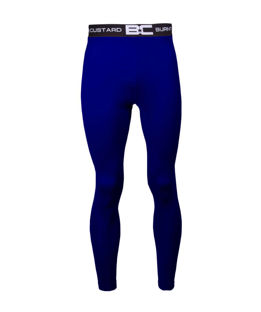 Mens Leggings Midnight Navy