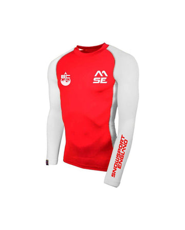 Snowsport England Kids Base Layer Top