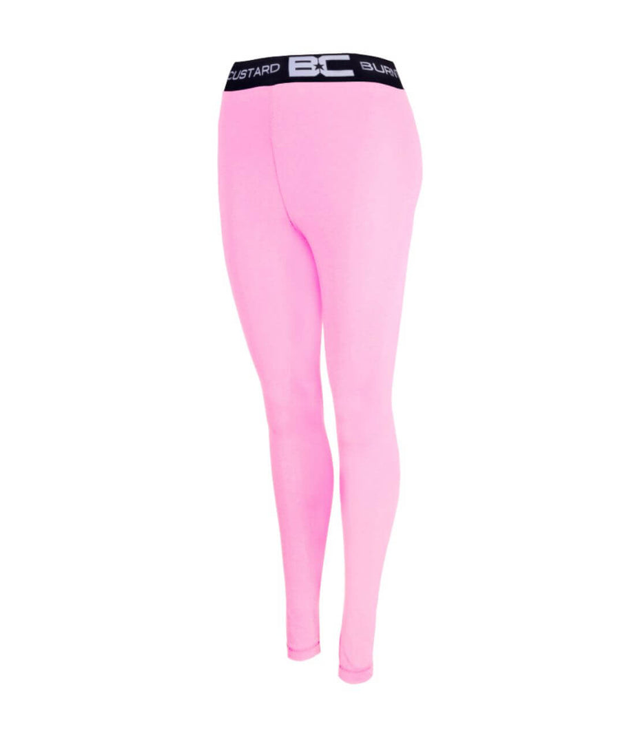 Womens Leggings Pale Pink