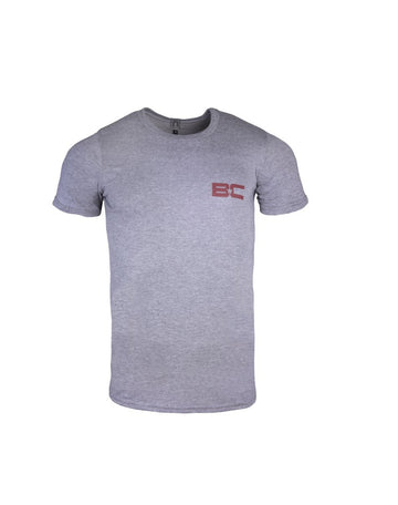 Mountain Palm Tee Grey