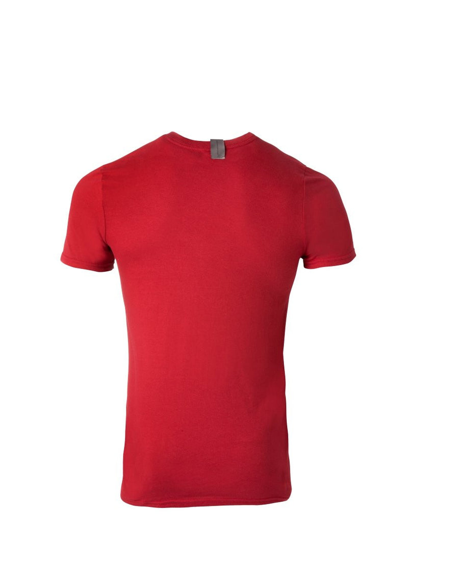 Up & Down Tee Red