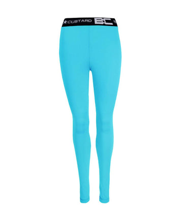 Womens Leggings Bondi Blue