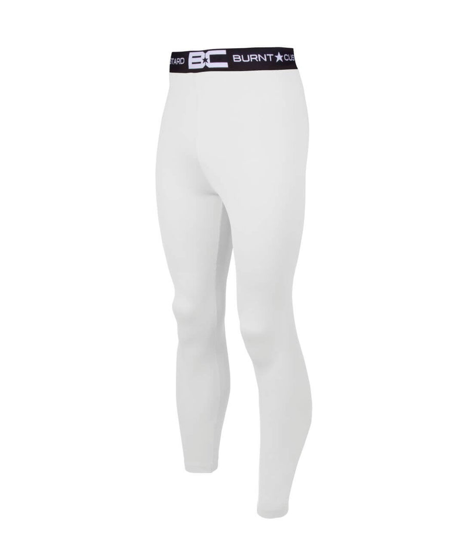 Mens Leggings Arctic White