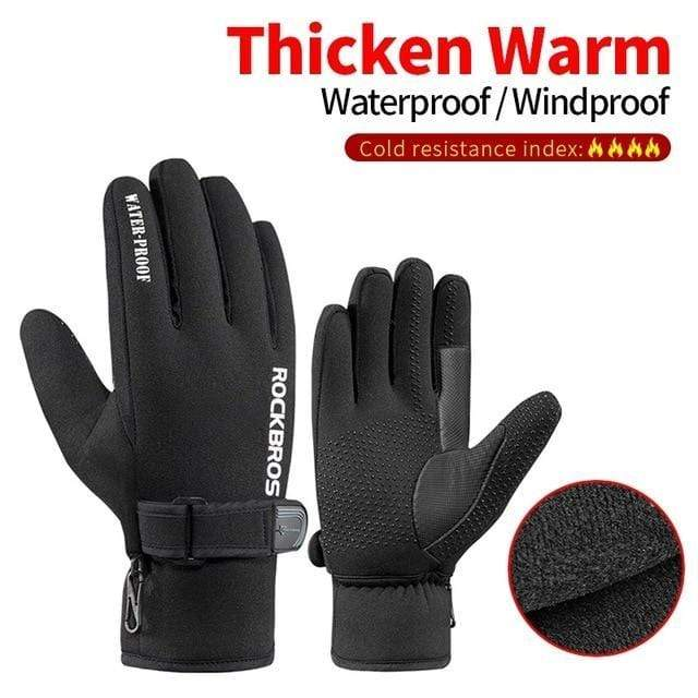 Raymar's S074 / L Waterproof Ski -30 Winter Windproof  Gloves