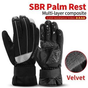 Raymar's S168 / S Waterproof Ski -30 Winter Windproof  Gloves