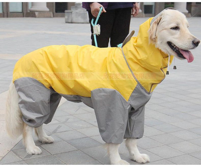 Trending Dealz Convenient Dog Waterproof Raincoat