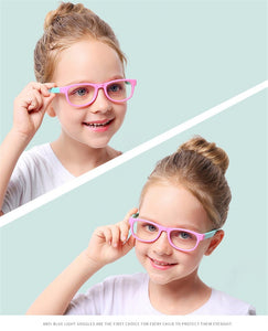 Trending Dealz Kids Blue Light Blocking Glasses