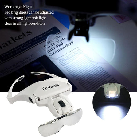 Trending Dealz Opticlom-Optical Magnifying Glasses