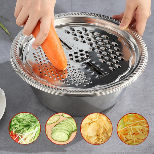 Trending Dealz Uobi-Multi-Functional Food Basin