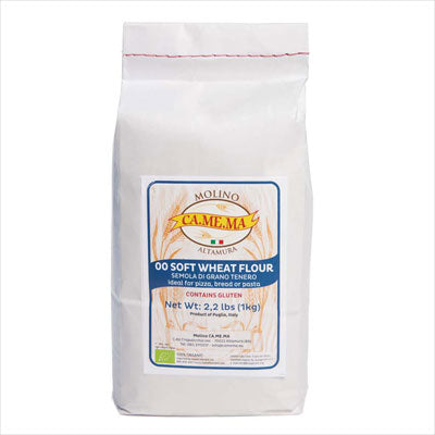 "Soft Wheat ""00"" Flour of Altamura: Organic"