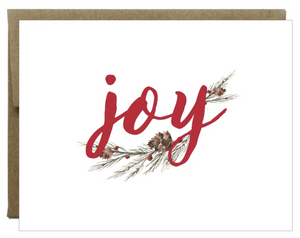 Joy Pinecone Branch