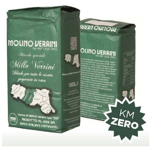 "Type ""00"" Flour - Molino Verrini 100% Italian Wheat"