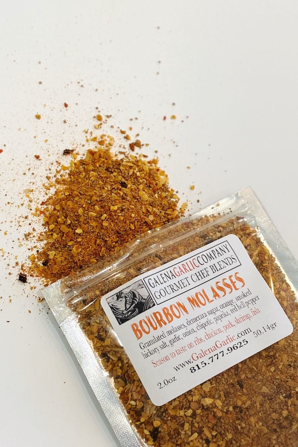 Bourbon Molasses Seasoning