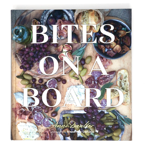 Bites on a Board by Anni Daulter, Photography by Alexandra DeFurio