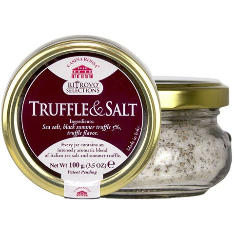 Truffle and Salt