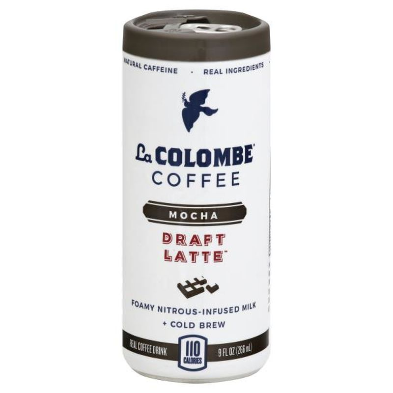 La Colombe Coffee Iced Latte Mocha Single Serve