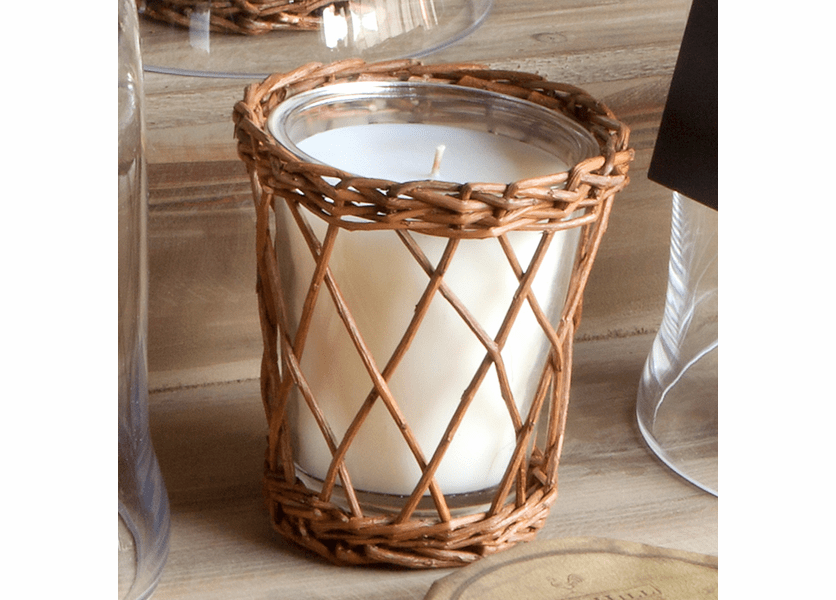 Fall Festival Willow Candle