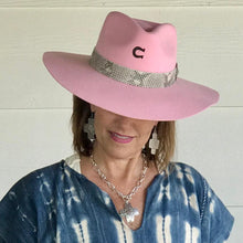 Load image into Gallery viewer, Charlie 1 Horse Gorgeous Pink Hat
