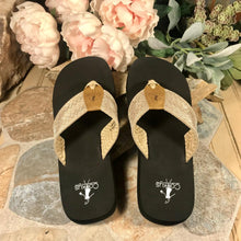 Load image into Gallery viewer, Embellished Gold Hammered Metal Ring with a Gorgeous White Pearl Stone
