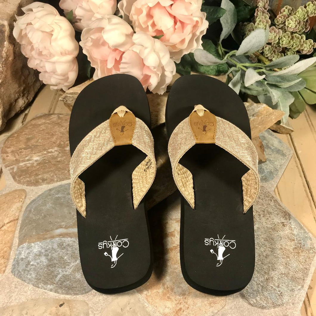 Embellished Gold Hammered Metal Ring with a Gorgeous White Pearl Stone