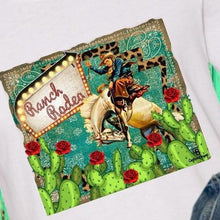 "Load image into Gallery viewer, 4B Custom ""Ranch Rodeo Tee!"