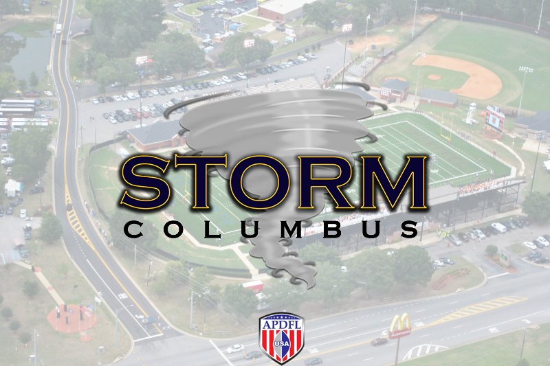 Columbus Storm February 22, 2020 Game Day Roster