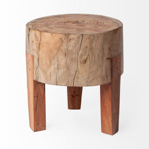 Asco Wood Stool