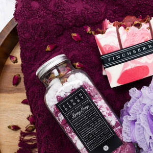 Finch Berry Bar Soap| Rosey Posey