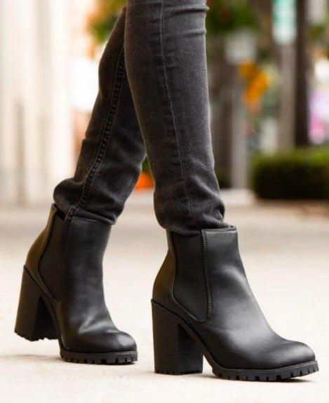 Fifth Avenue Bootie